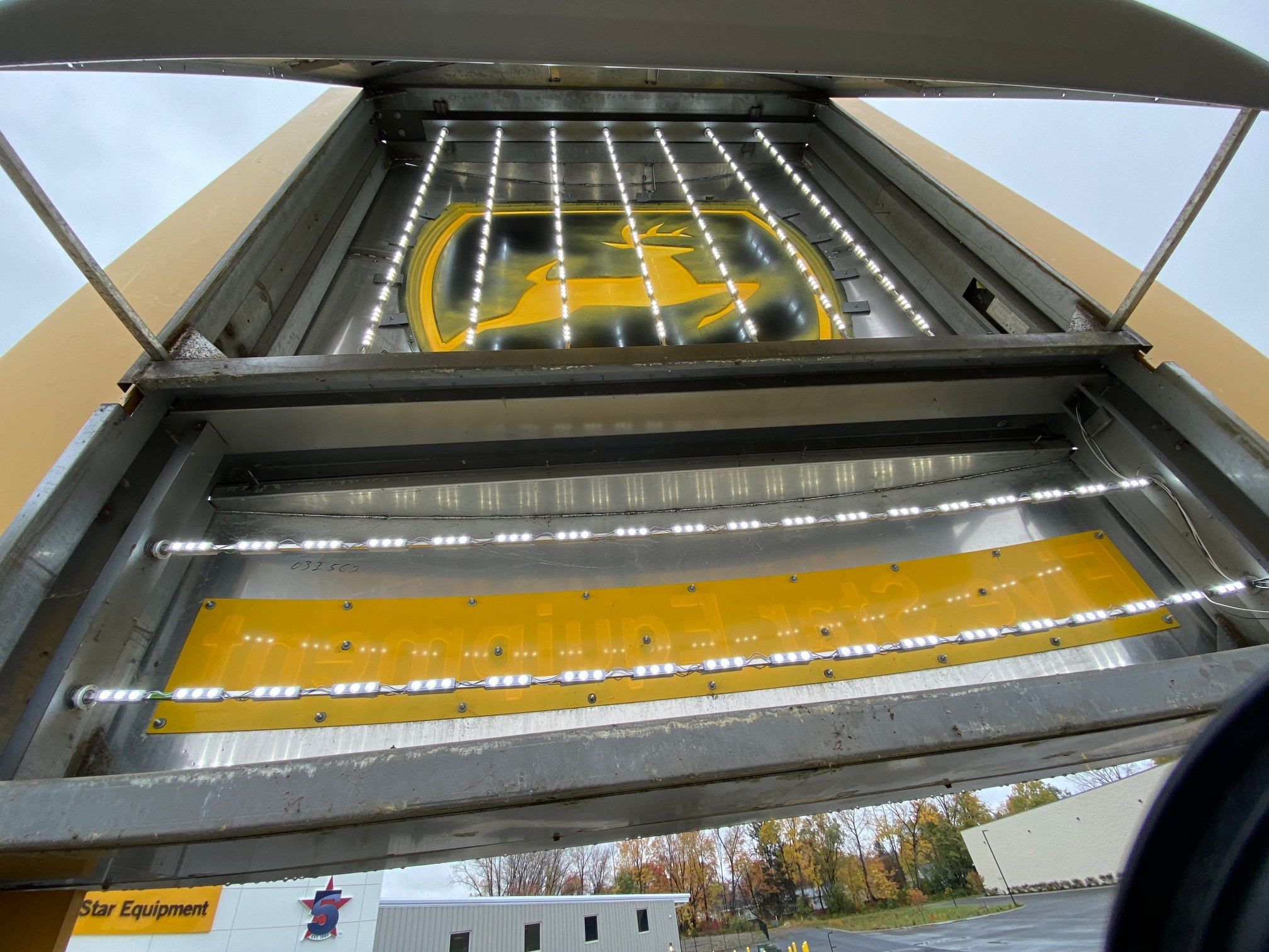 Five Star Equipment - LED Conversion 1