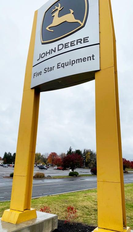 Five Star Equipment - Pylon Sign 3