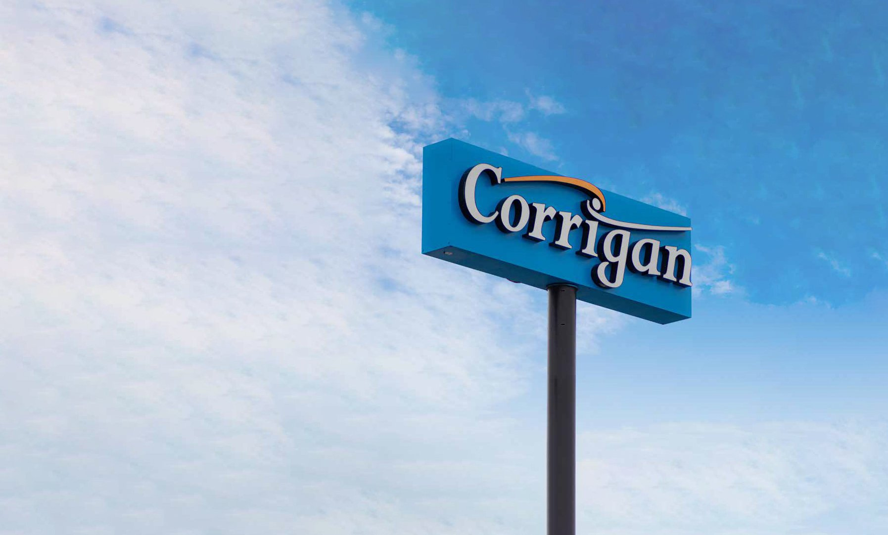 Corrigan - Channel Letter Pole Sign edit-2